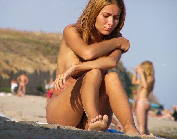 voyeur plage